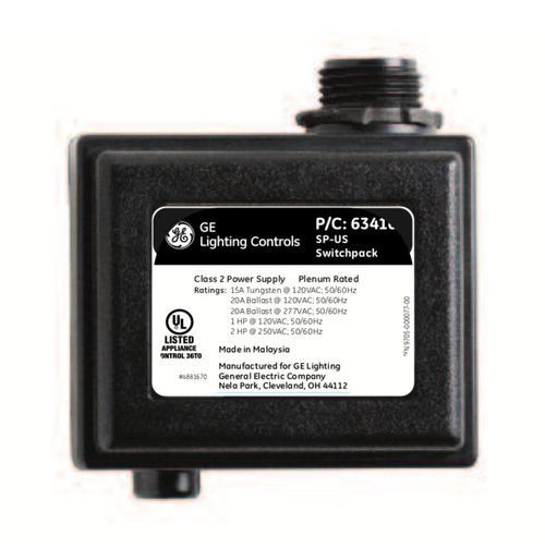 GE Low Voltage Switchpack SP-SU 63416