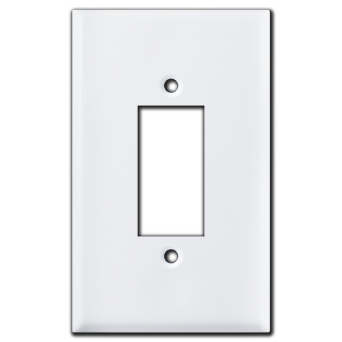 Vintage Leviton Centura Switch Plate Replacement - White