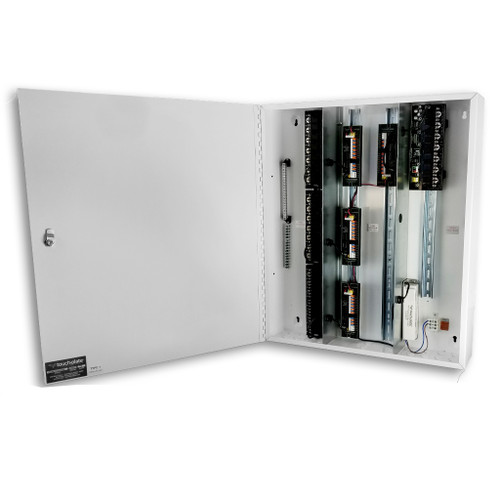 Touch-Plate ZoneZ Universal 32-Relay Low Voltage Control Panel