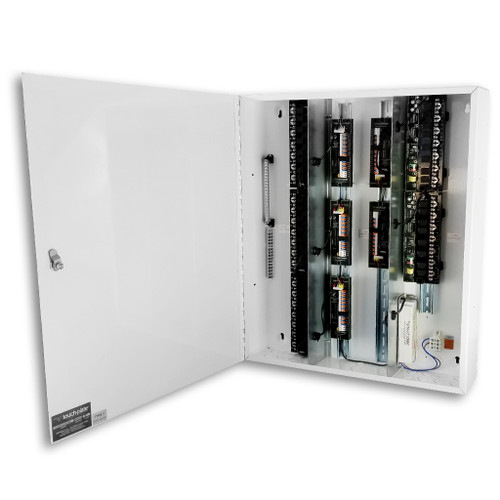 Touch-Plate ZoneZ Universal 40-Relay Low Voltage Control Panel