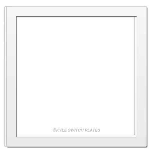 1/8'' 2-Gang Depth Ring Wall Plate Extender for Legrand Radiant