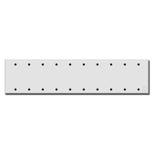 10 Blank Wall Switch Plate Cover