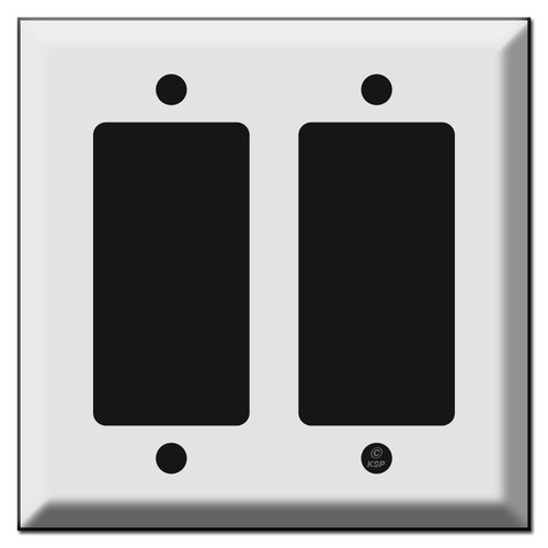 Deep 2 Decora Rocker GFCI Switch Plate Cover