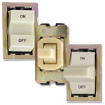 GE Low Voltage RTS RFS RCS Switches