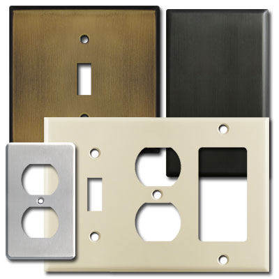 Switch Plates In Hard To Find Sizes Easy Custom Solutions