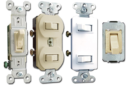 Types of Toggle Switches