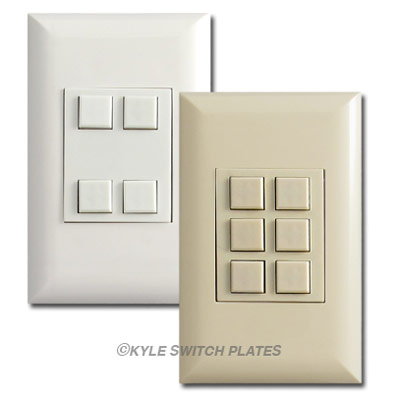 Replacing Remcon Light Switch with Touch-Plate Control