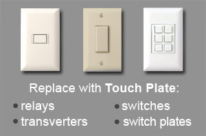 Touch Plate Low Voltage Systems