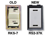 RS2-32LK replaces low voltage GE RKS-7