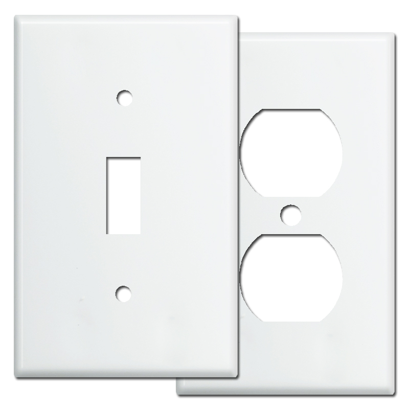 Plastic vs Metal Wall Plates