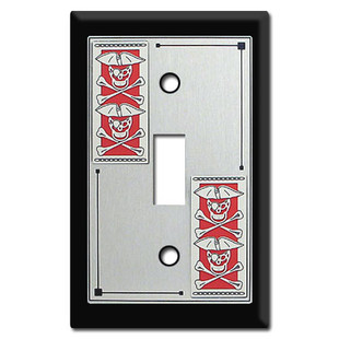 Pirate Switchplate Covers Kyle Switch Plates