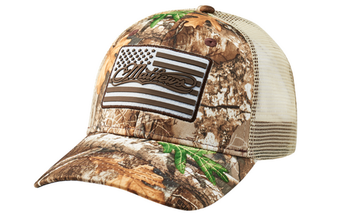 Mathews Archery Camo Flag Cap