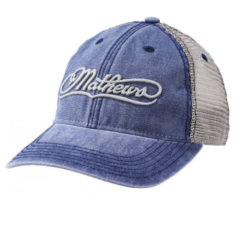 Mathews Cobalt Cap
