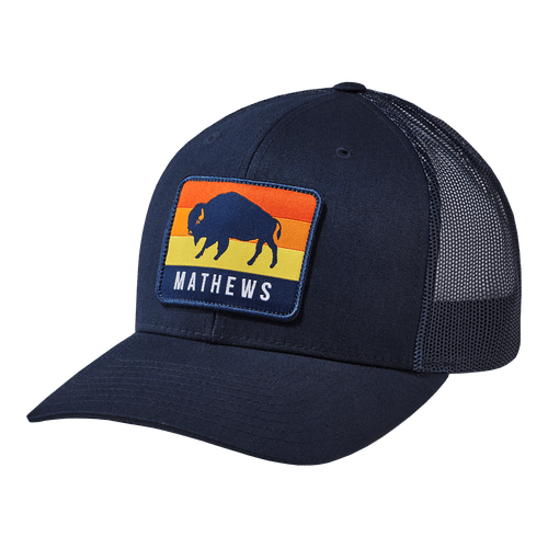 Mathews Buffalo Cap