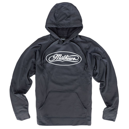 Mathews Gray Performance Hoodie