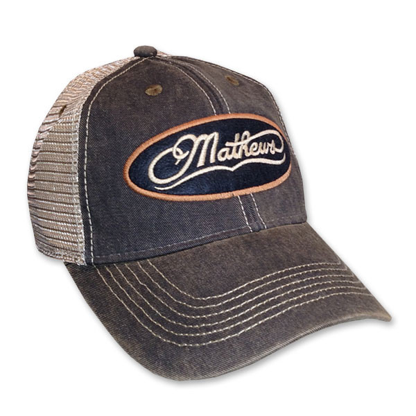 Mathews Archery Old Favorite Trucker Cap