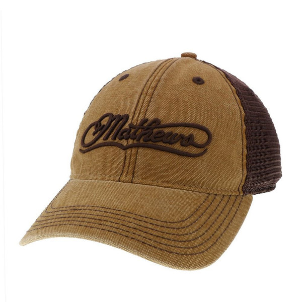 Mathews Hickory Cap