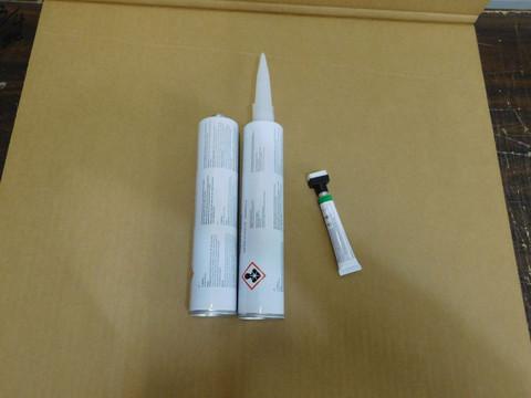 Windshield back glass Urethane Glue Sealant 2