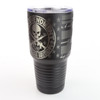 30oz Stainless Tumbler - We The People / Second Amendment - 360 Degree Design - Laser Engraved