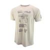 Sublimated Short Sleeve Shirt - Glock Patent - Sand