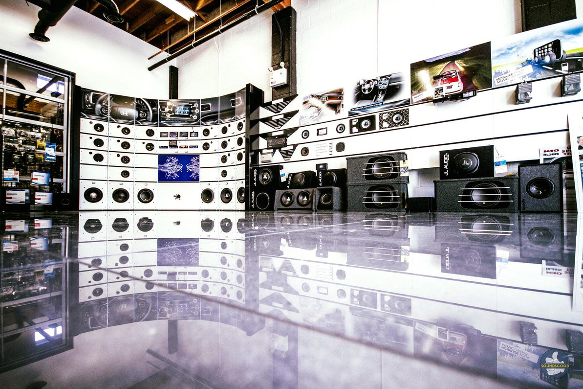Why use a local car audio expert vs shopping online