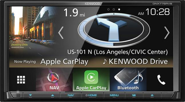 Navigation receiver for RV owners and truckers