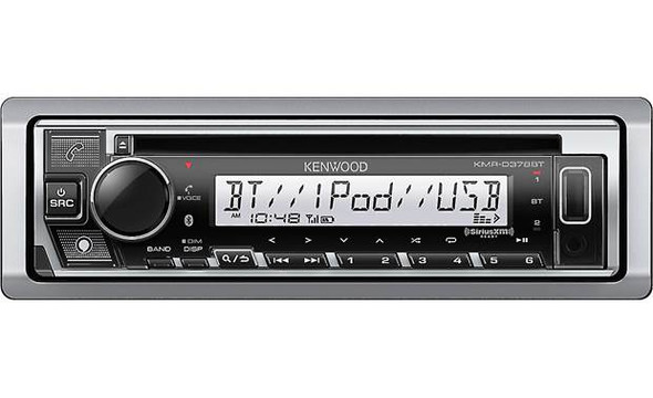 Kenwood Marine Bluetooth Radio