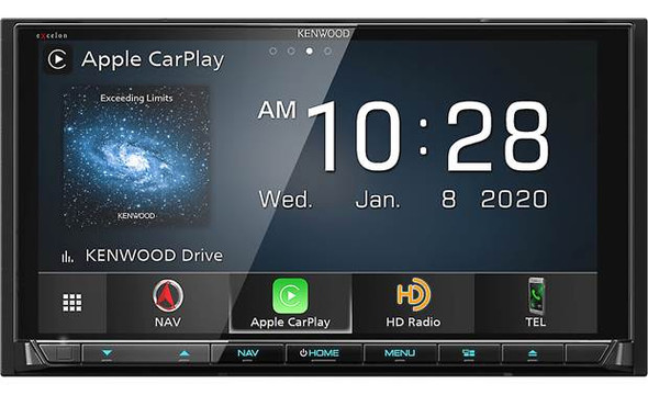 Kenwood Excelon DNX997XR