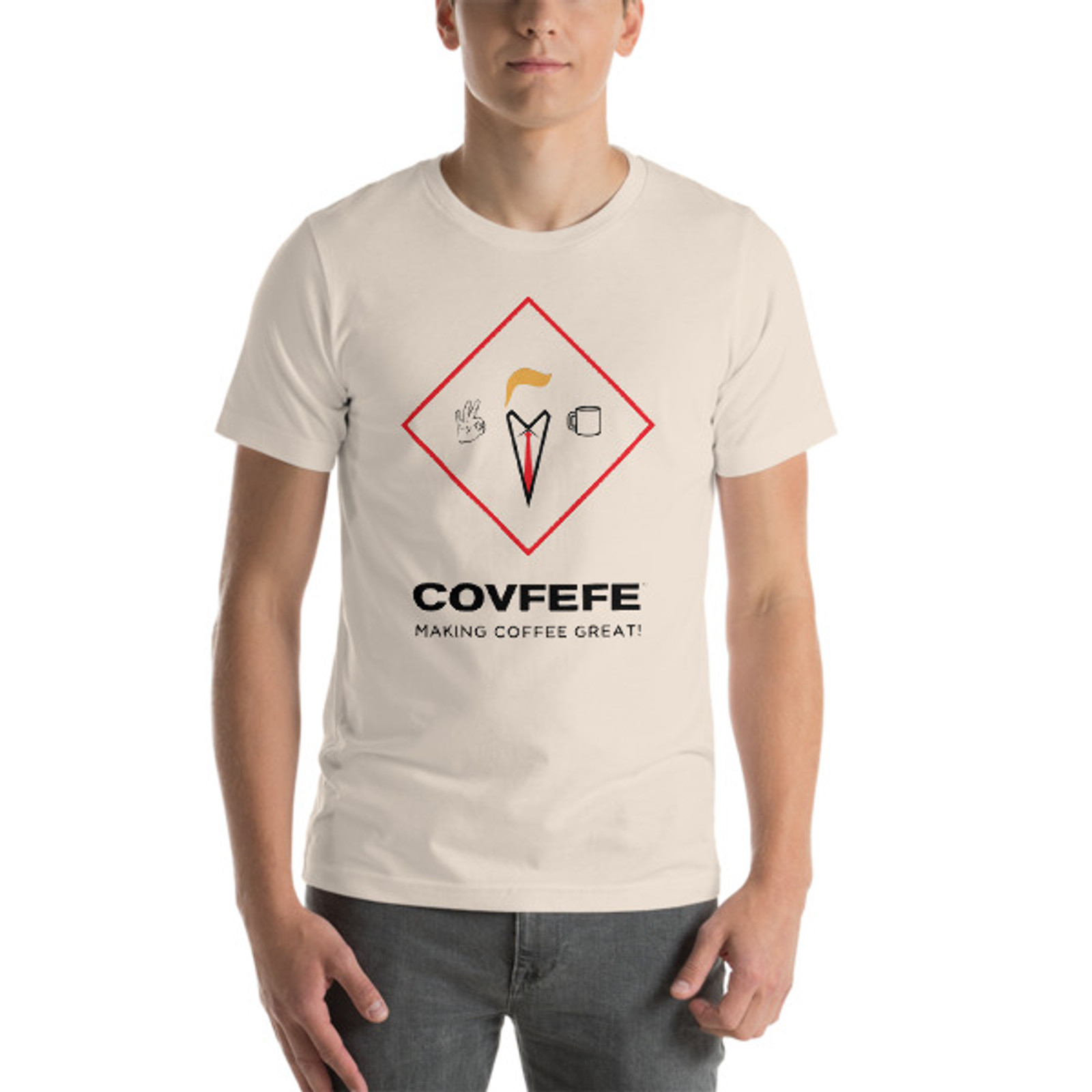 Men's Short Sleeve T-Shirt [Colorized Logo]