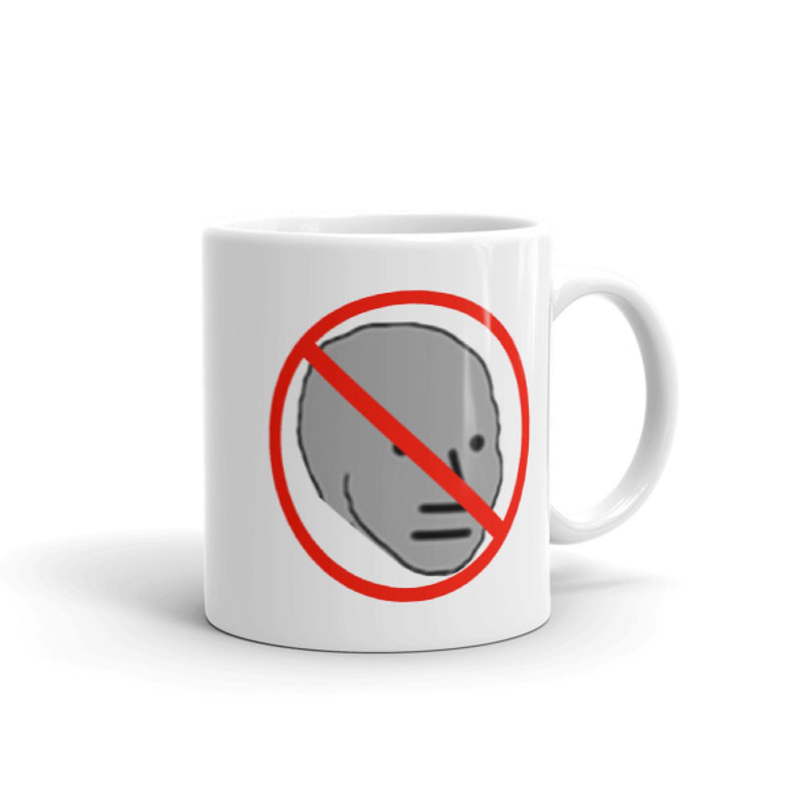 Anti-NPCoffee Mug