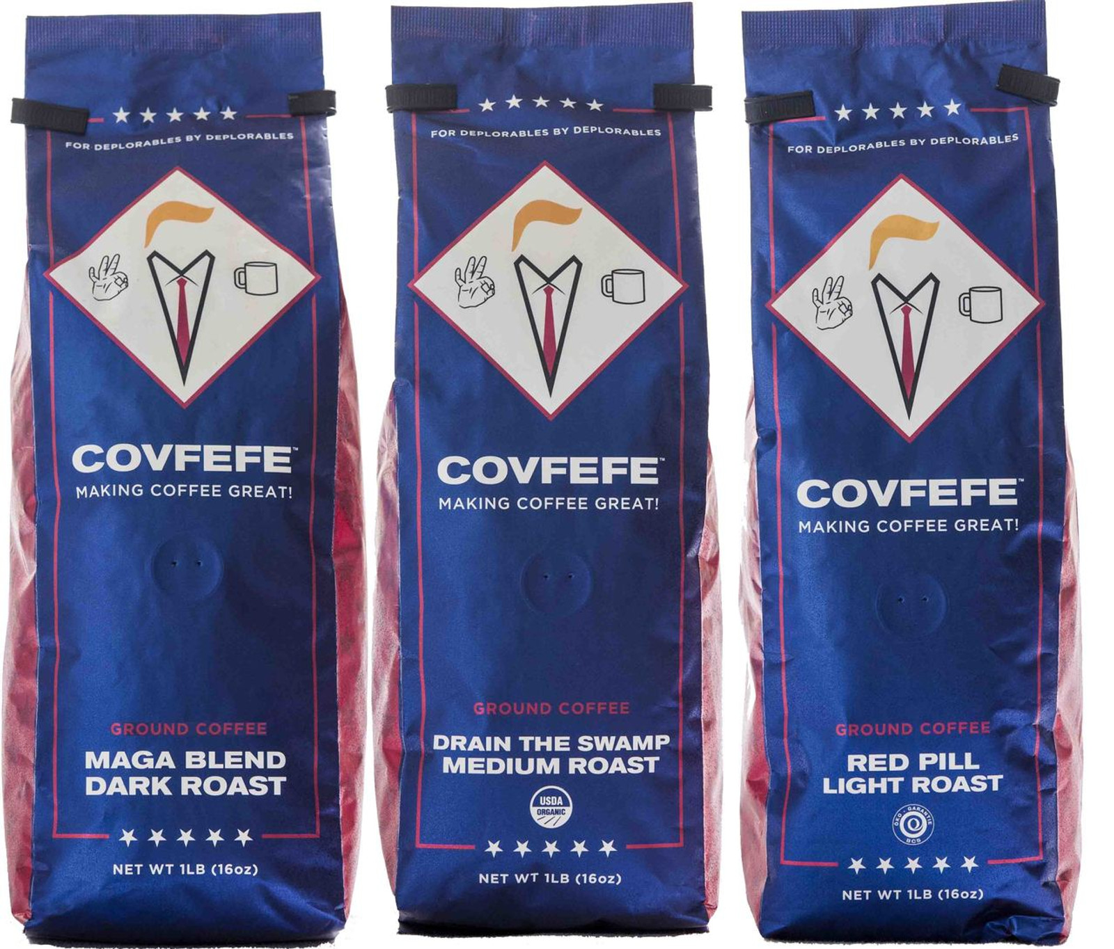 Ground COVFEFE Kit