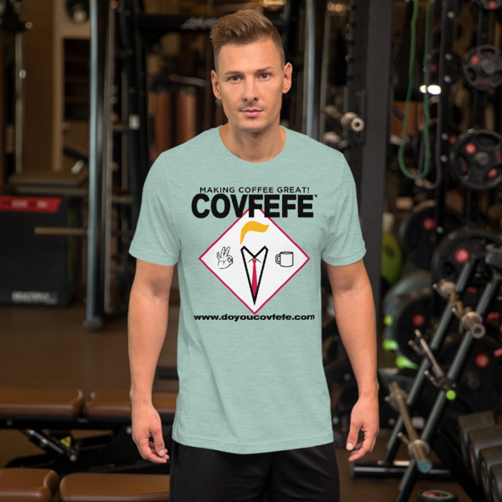 Fresh COVFEFE Men's T-shirt
