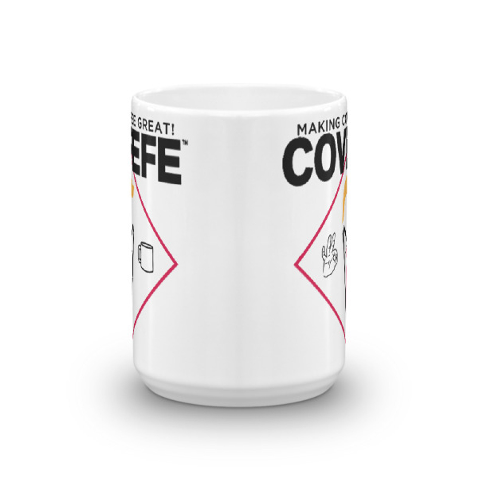 Fresh COVFEFE Mug