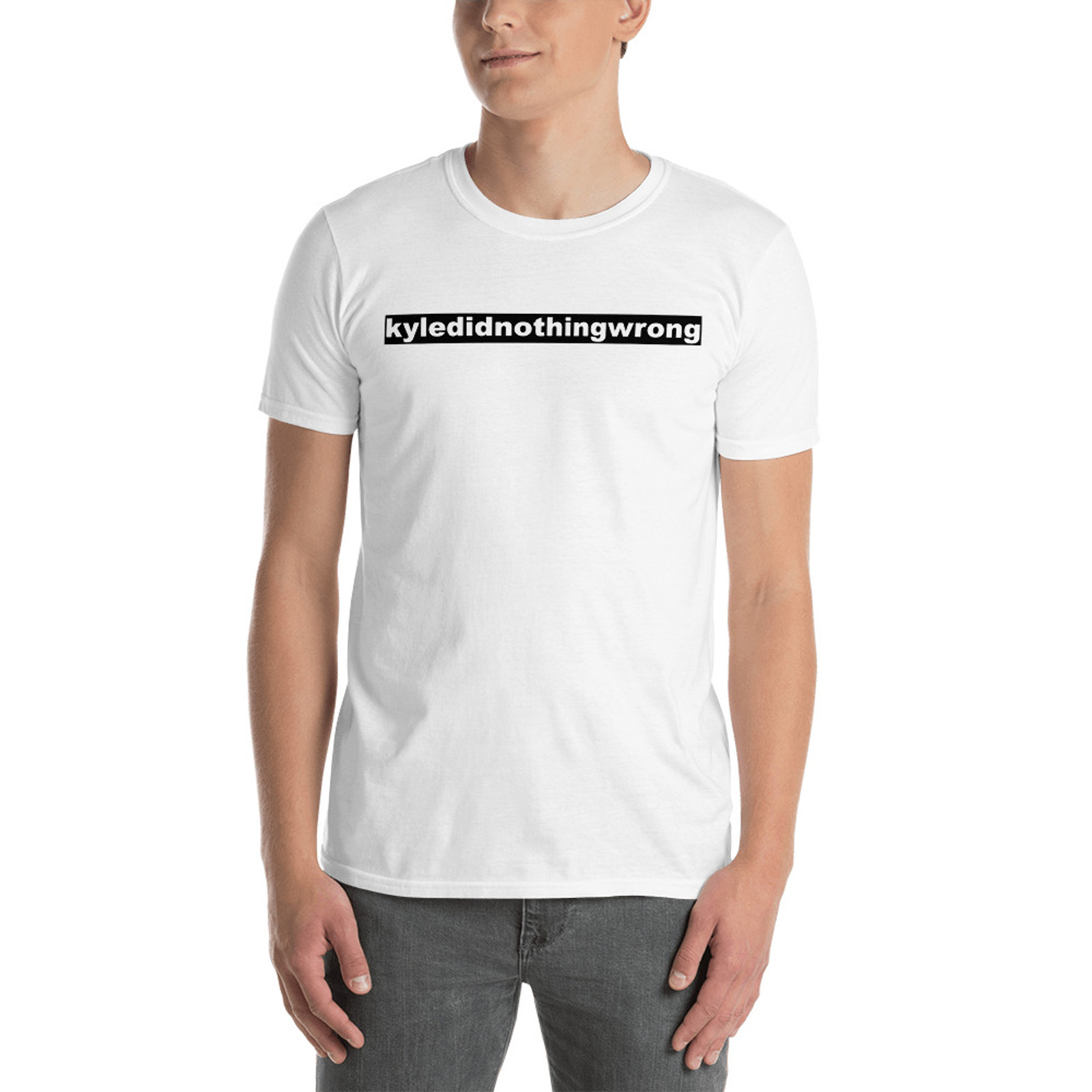Kyle Did Nothing Wrong T-Shirt