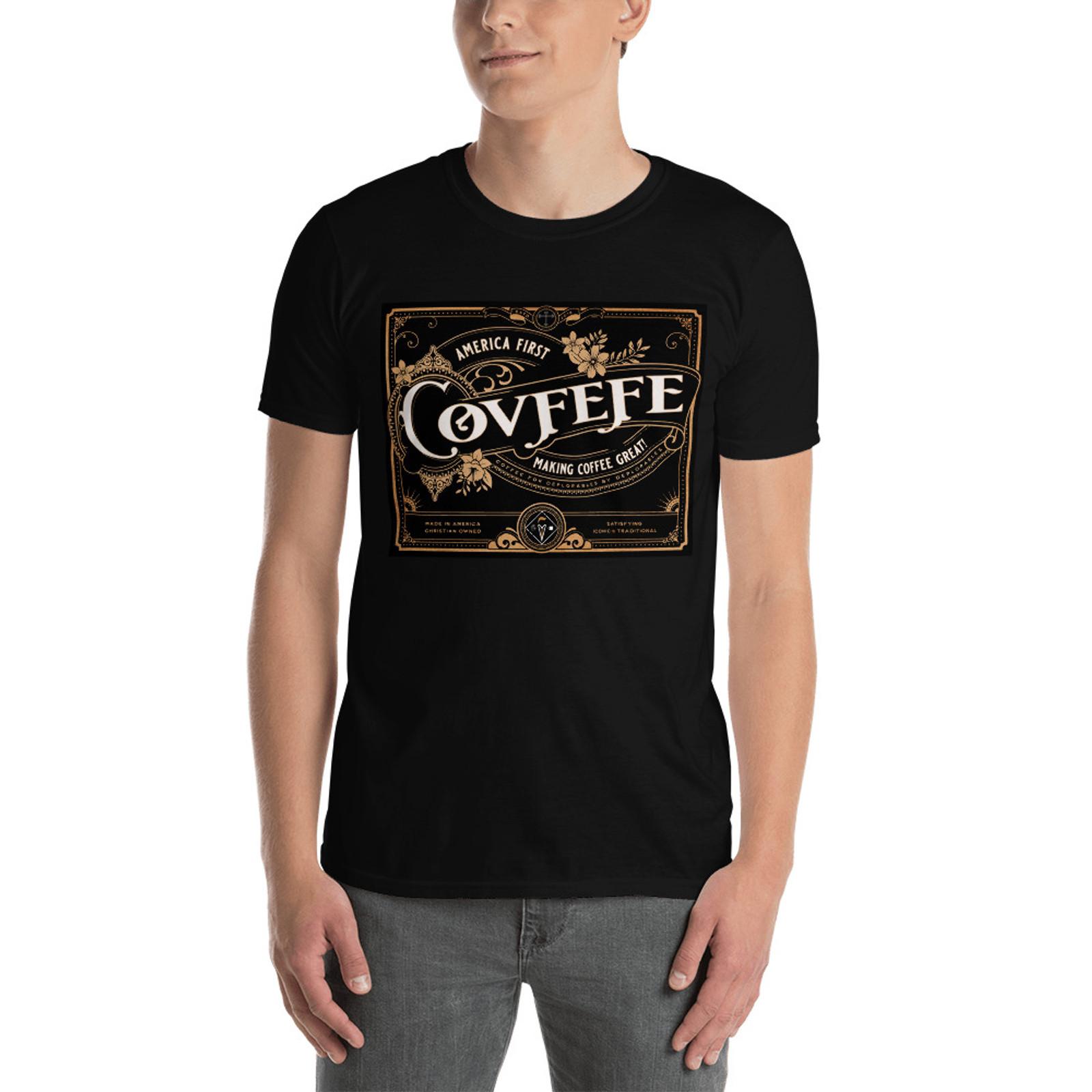 COVFEFE Vintage T-Shirt