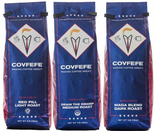 Whole Bean COVFEFE Kit