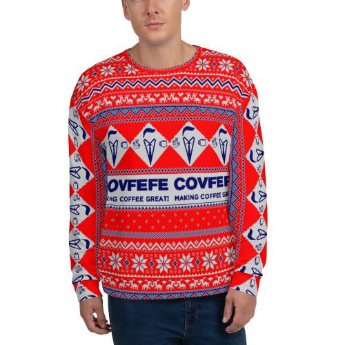 COVFEFE Christmas Sweatshirt