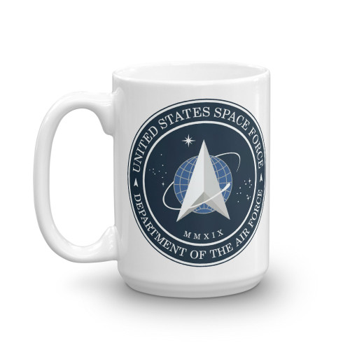 SPACE FORCE Mug
