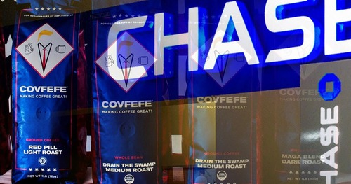Chase WePay Cancels COVFEFE