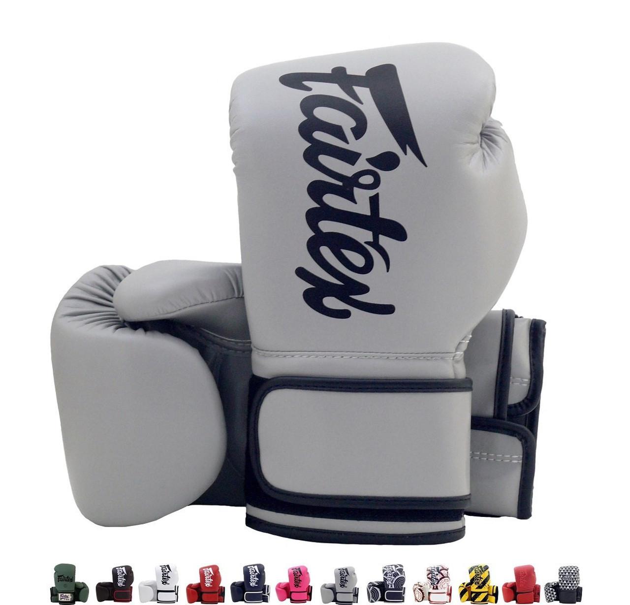 5ebba67b7104 Fairtex Muay Thai Boxing Gloves BGV14