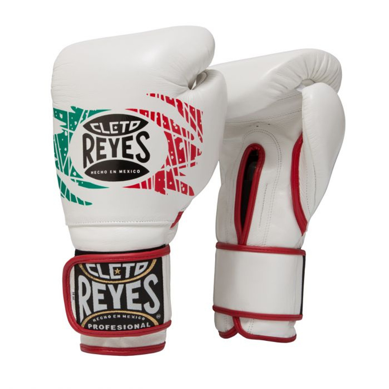 Cleto Reyes Double Double-End Bag Mexican Flag