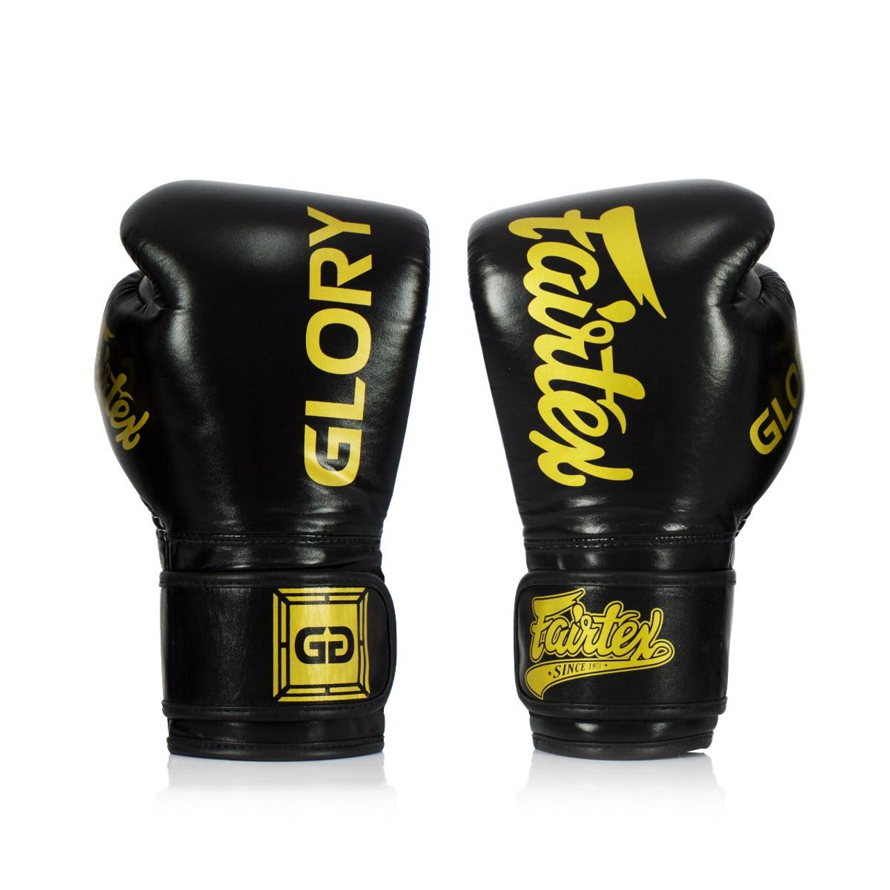 New Fairtex BGL6 Pro Fight Gloves Red White Competition boxing gloves