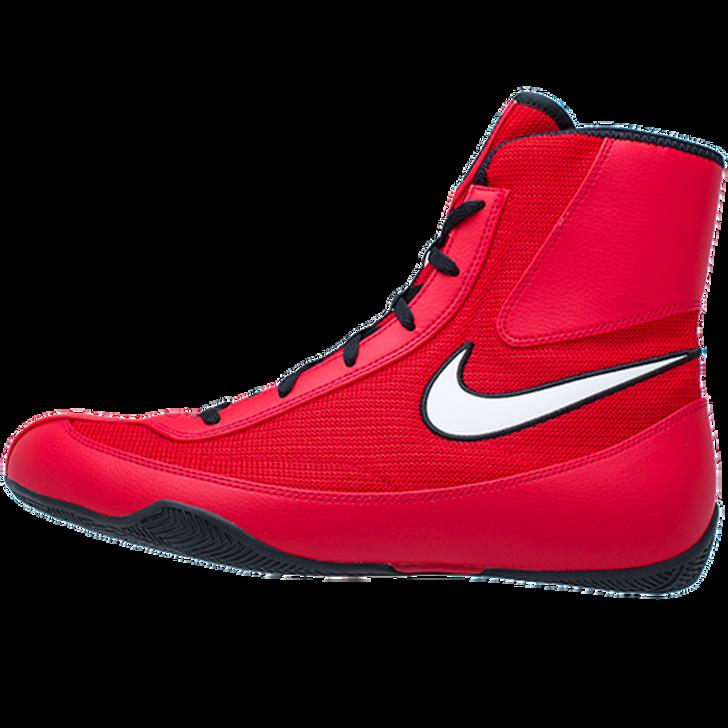 Nike Machomai 2.0 Red/White Boxing Shoes