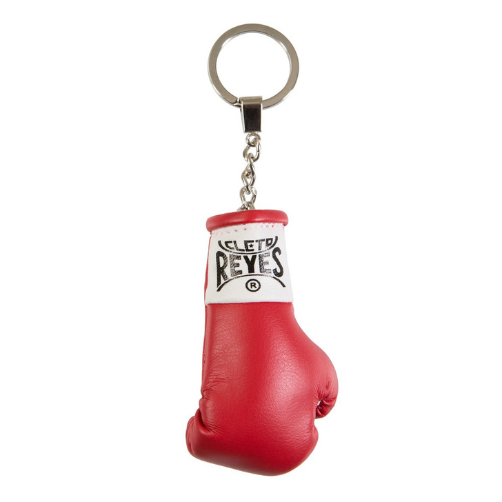 Cleto Reyes Boxing Glove Keyring Red Color