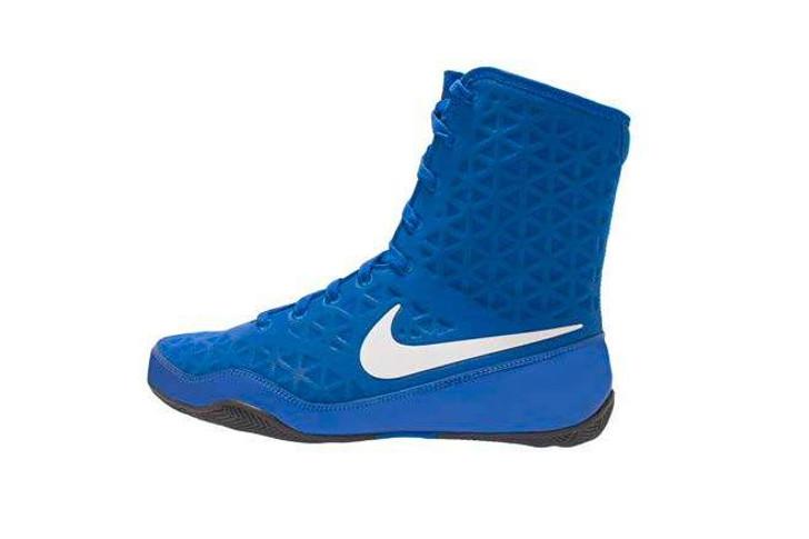 Nike KO Boxing Shoe - Game Royal/White