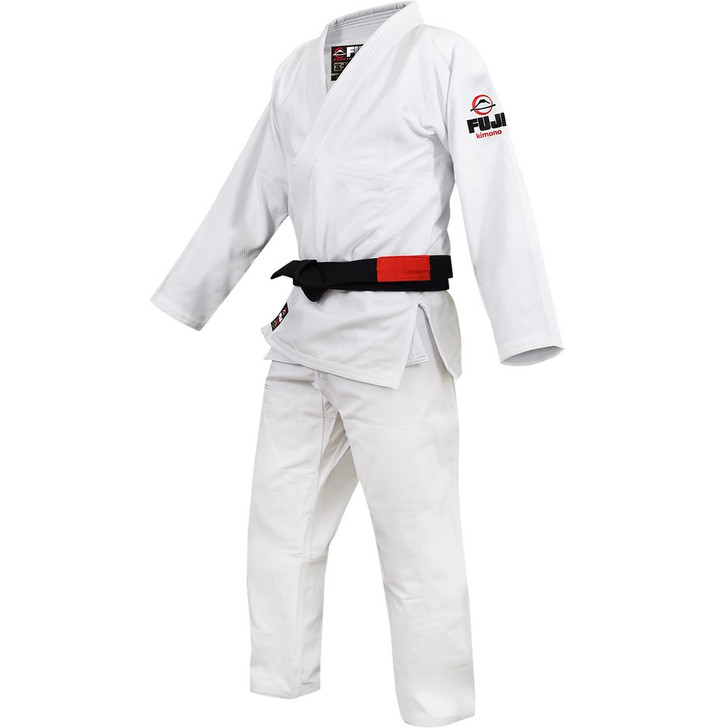 FUJI All Around Adult BJJ Gi White #7000
