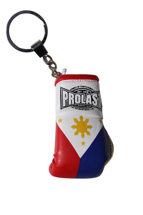PROLAST® Philippines Flag Boxing Glove Key Ring