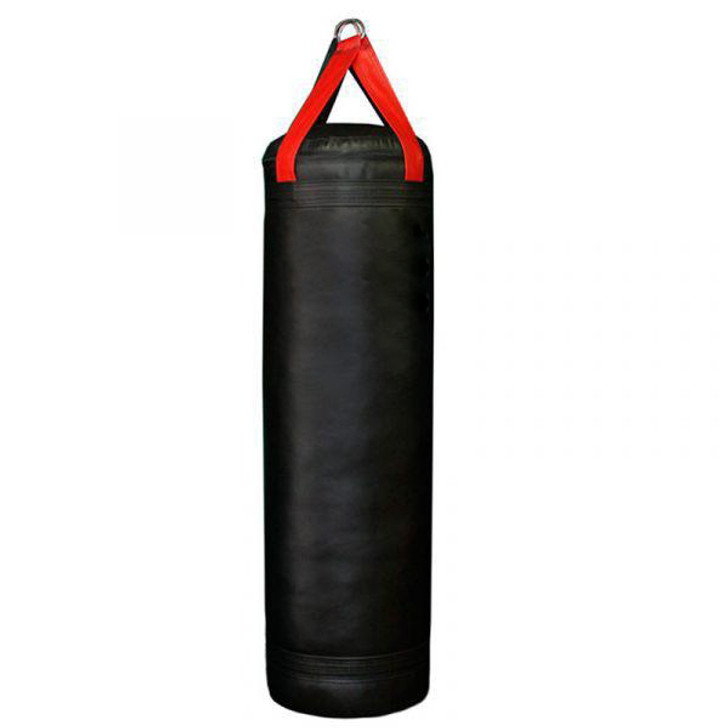 PROLAST 4FT Black/Red Heavy Punching Bag