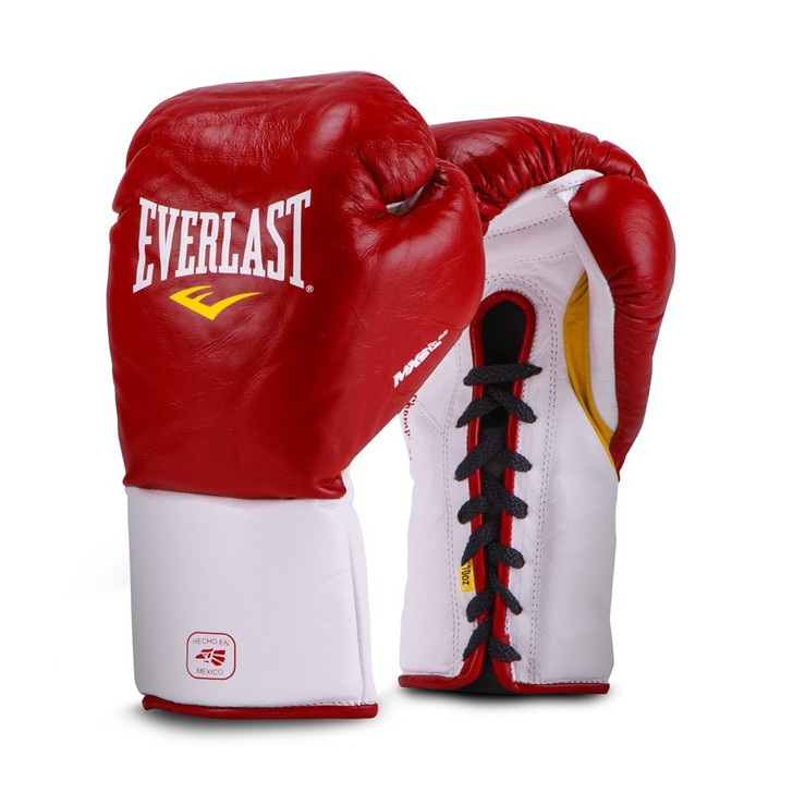 Everlast MX Professional Fight Gloves Red