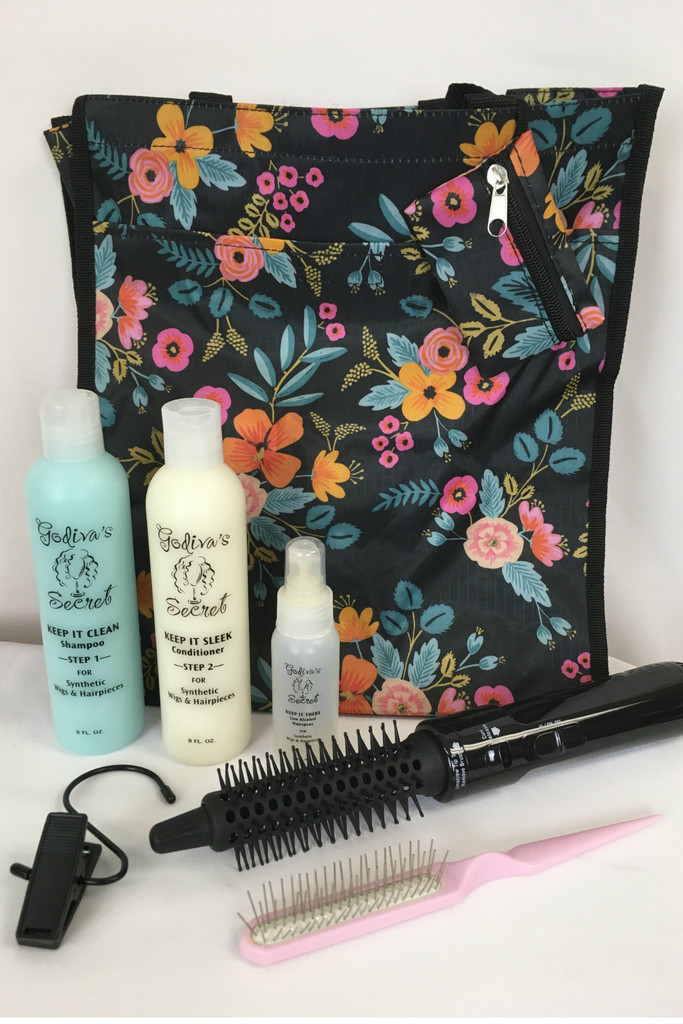 Wig Wash and Style Kit